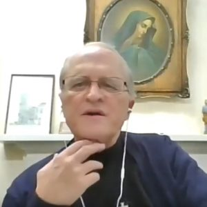 An Interview with Br. Larry Finn, C.P. on St. Paul of the Cross, founder of the Passionist Congregation