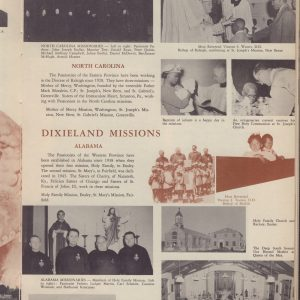 As we conclude Black History Month this February 2021, join with The Passionist Historical Archives and take a look back to 1952 to recall the Passionist ministry with American Black Catholics.