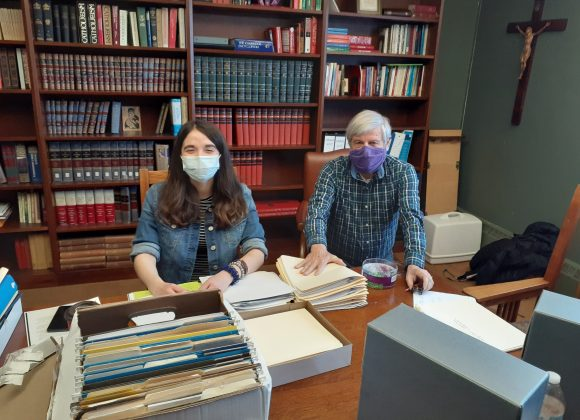 The Passionist Historical Archives & Women's History Month at The University of Scranton